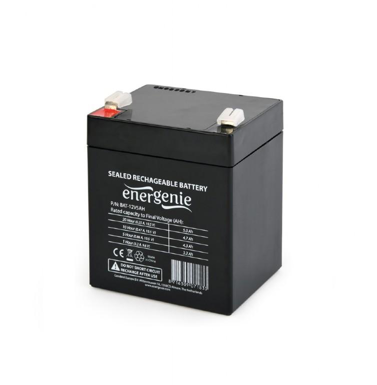 Batterij voor UPS, 12V, 5AH