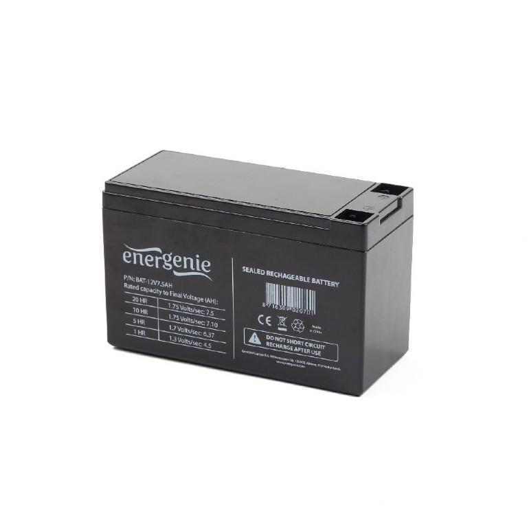 Batterij voor UPS 12V 7.5AH