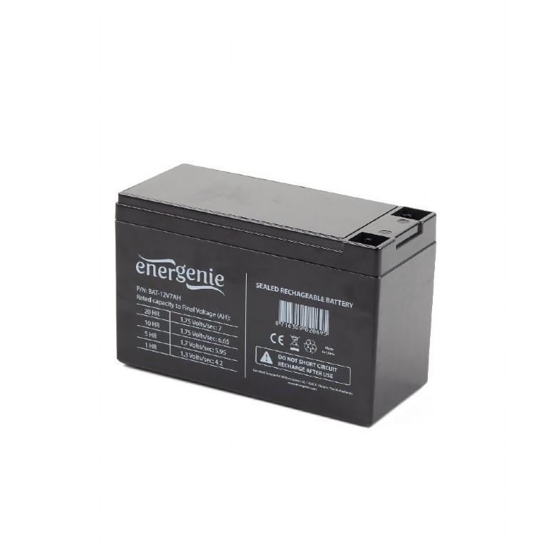 Batterij voor UPS 12V 7AH