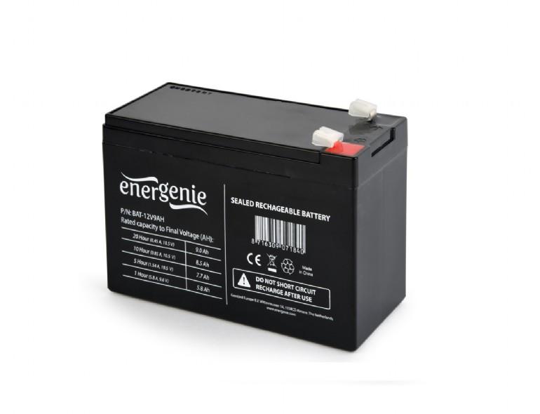 Batterij voor UPS, 12V, 9AH