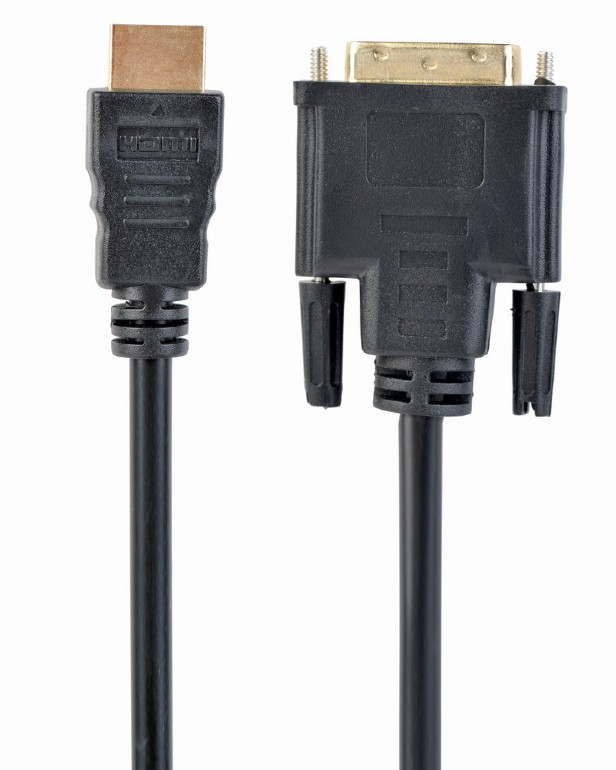 Gembird HDMI naar DVI-kabel, 1.8 meter