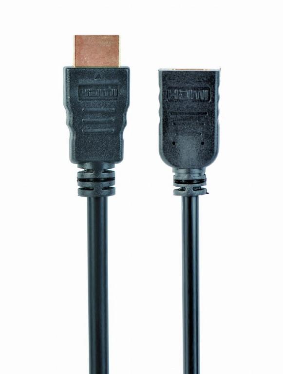 High Speed HDMI verlengkabel met Ethernet, 0,5 meter