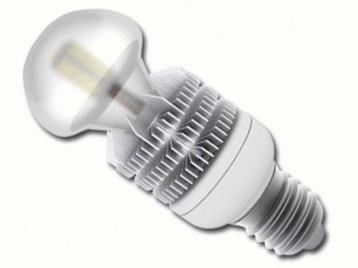 Premium hoogrendements LED-lamp (warm white), 12W, E27