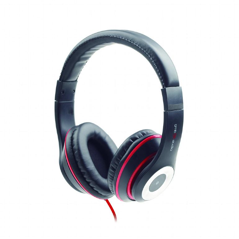 Headset - Los Angeles - Zwart