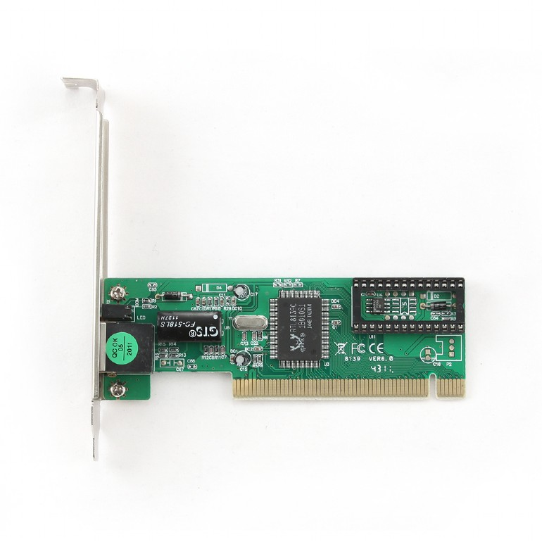 10/100Mbit PCI netwerkkaart