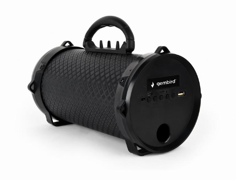 Bluetooth -Boombox- luidspreker met Equalizerfunctie